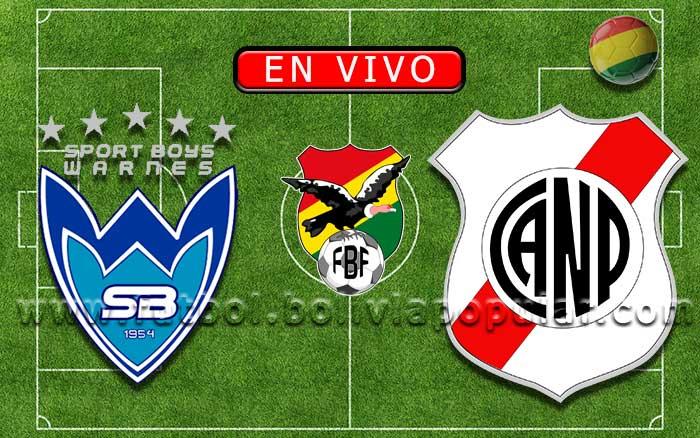 【En Vivo】Sport Boys vs. Nacional Potosí - Torneo Apertura 2019