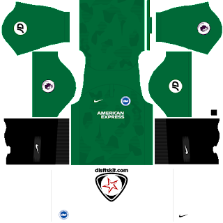 Brighton & Hove Albion FC 2018 - 2019 Away Kit