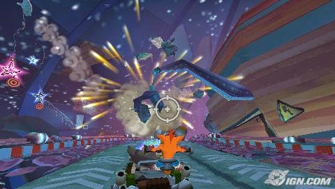 download games Crash Tag Team Racing psp iso