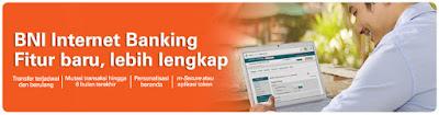 Mendaftar Internet Bangking BNI