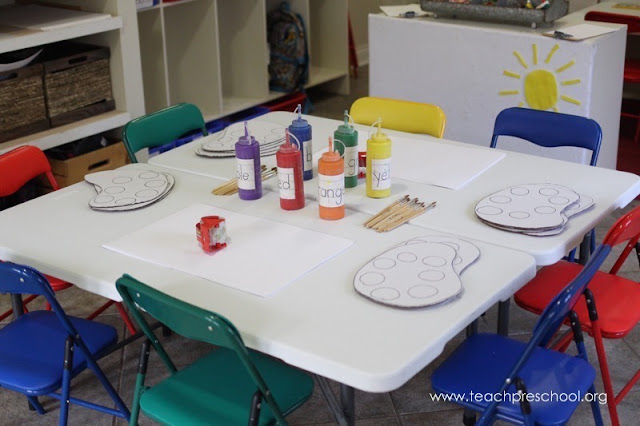 Creative Area Ideas for Early Years