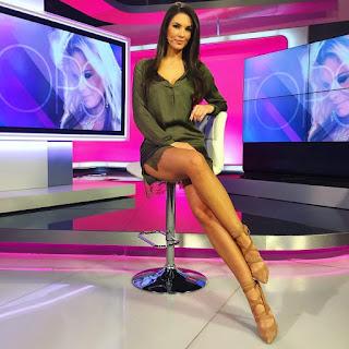 Sona Skoncova - Tv Presenter - Slovakia