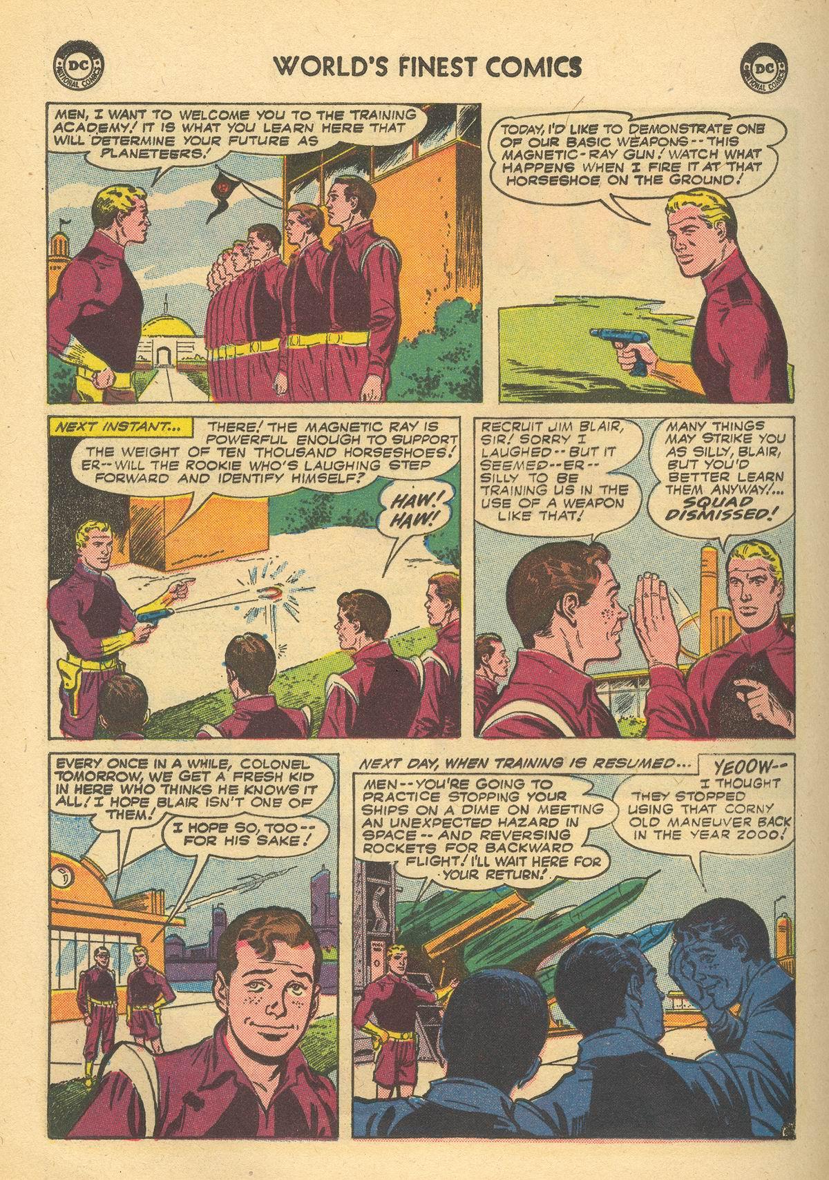 Read online World's Finest Comics comic -  Issue #105 - 20