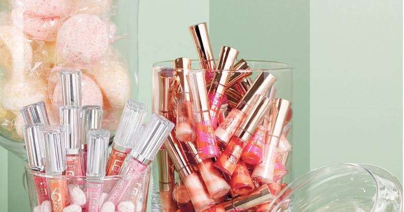 Cominica Blog ♔ Loreal Miss Candy Collection Sweet Temptation