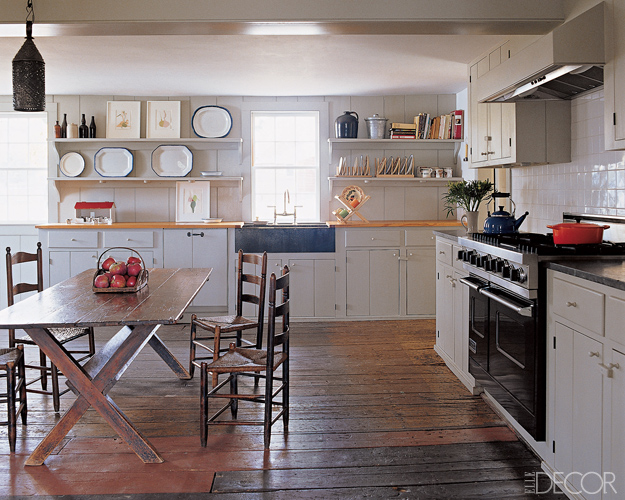 Décor De Provence: Rustic Kitchen