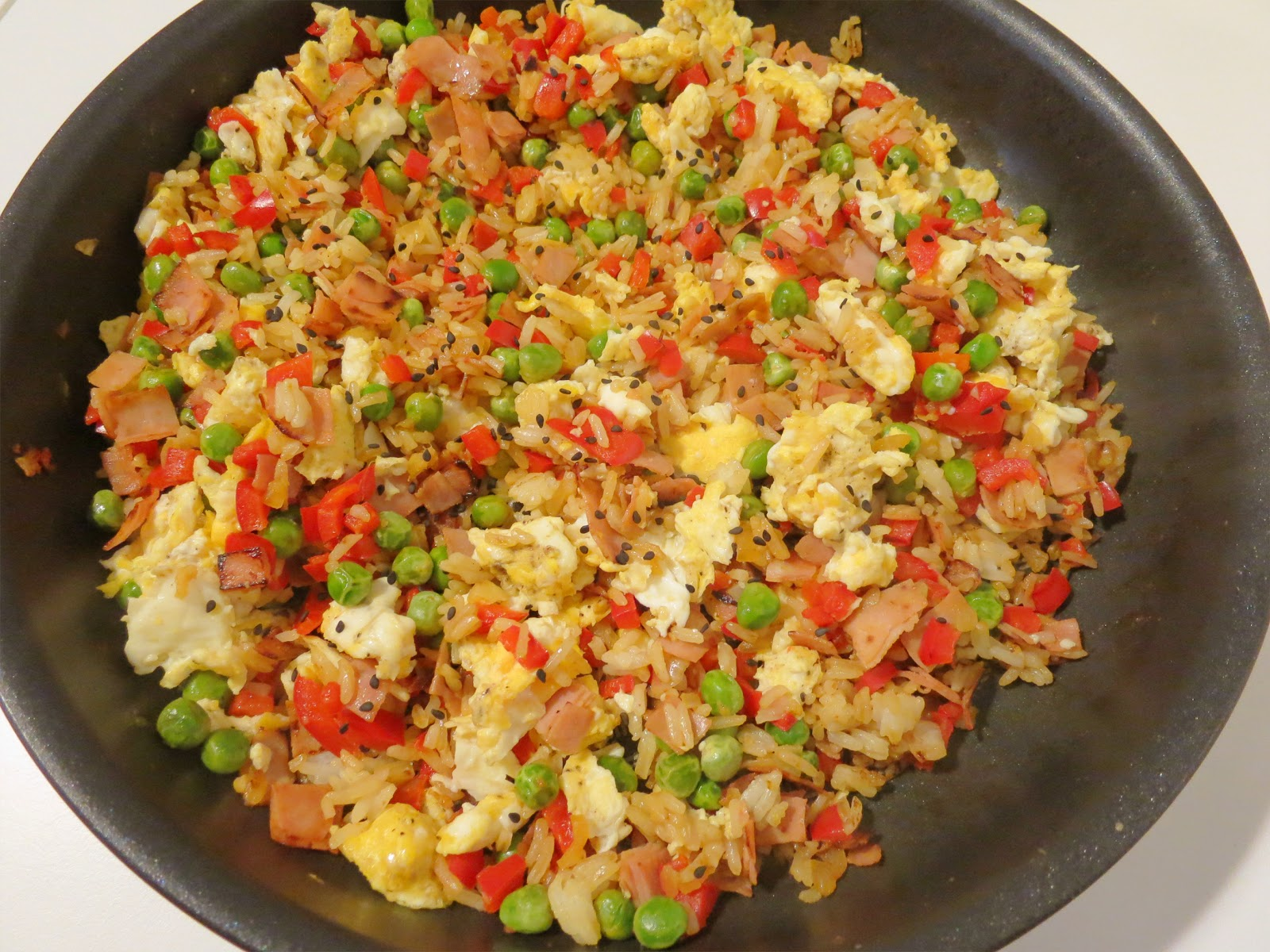 Arroz Salteado Light (Fried Rice)