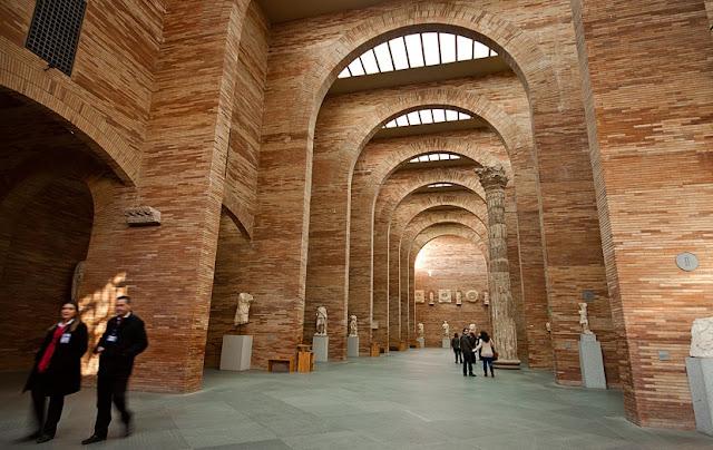 Museu Nacional Romano na Itália