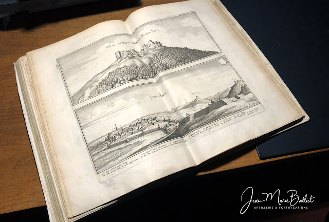 Merian - Topographia Alsatiæ (1644)