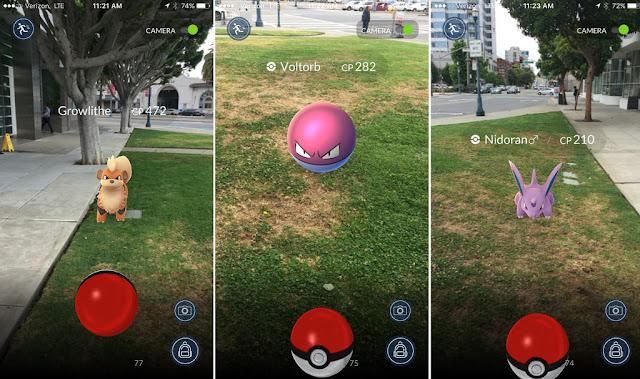 Cara Bermain Pokemon GO untuk Pemula, LENGKAP