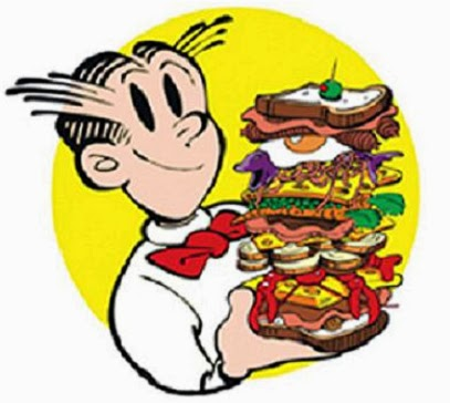 a blog for english lovers the cartoon character behind the sandwich a blog for english lovers blogger
