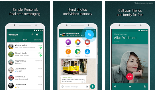 Download Aplikasi WhatsApp Messenger APK Android