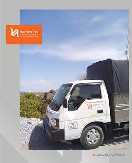 thuê xe tải chở hàng đi Biên Hòa