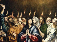 Resultado de imagen para espiritu santo pentecostes