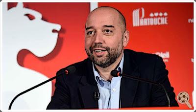 Gerard López Lille Chairman