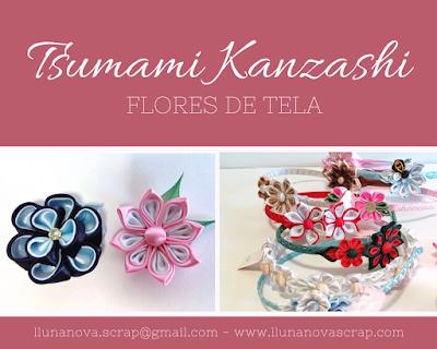 tsumami kanzashi