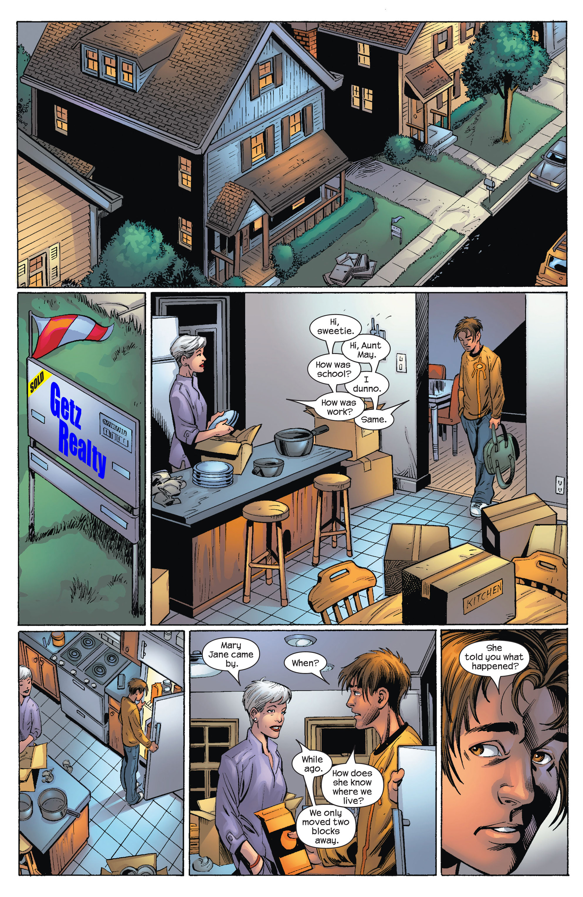 Read online Ultimate Spider-Man (2000) comic -  Issue #74 - 18
