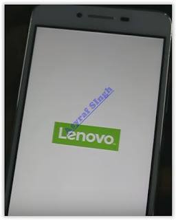 Lenovo A6010 PLUS logo