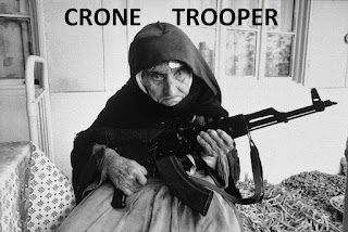 106 year old armenian woman with ak47