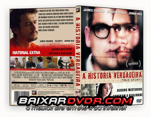 A HISTORIA VERDADEIRA (2015) DUAL AUDIO DVD-R CUSTOM