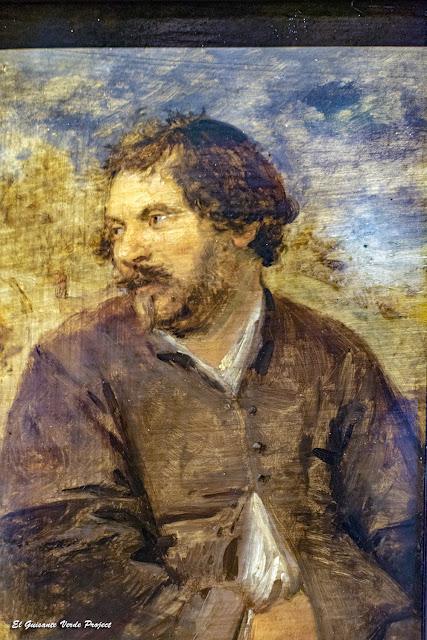 Adriaen Brouwer, 'Un hombre gordo' - Mauritshuis - La Haya por El Guisante Verde Project