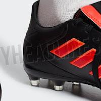 18205eb9b Striking 'Black / Infrared' Adidas Copa Gloro 17 Boots 'Leaked'