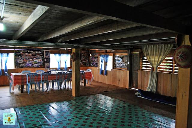 Batu Ritung Lodge en Pa Lungan