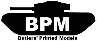 Butlers Printed Models