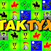 Jousting Daze: 3-5 Player Postcard Game from Alex Strang in the Tak-Tyx Series