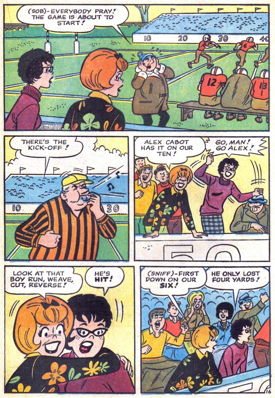 Read online She's Josie comic -  Issue #10 - 21