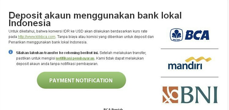 broker bank lokal