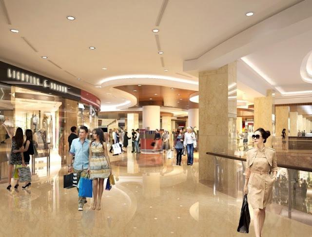 tiện ích trung tâm thương mại panorama nha trang