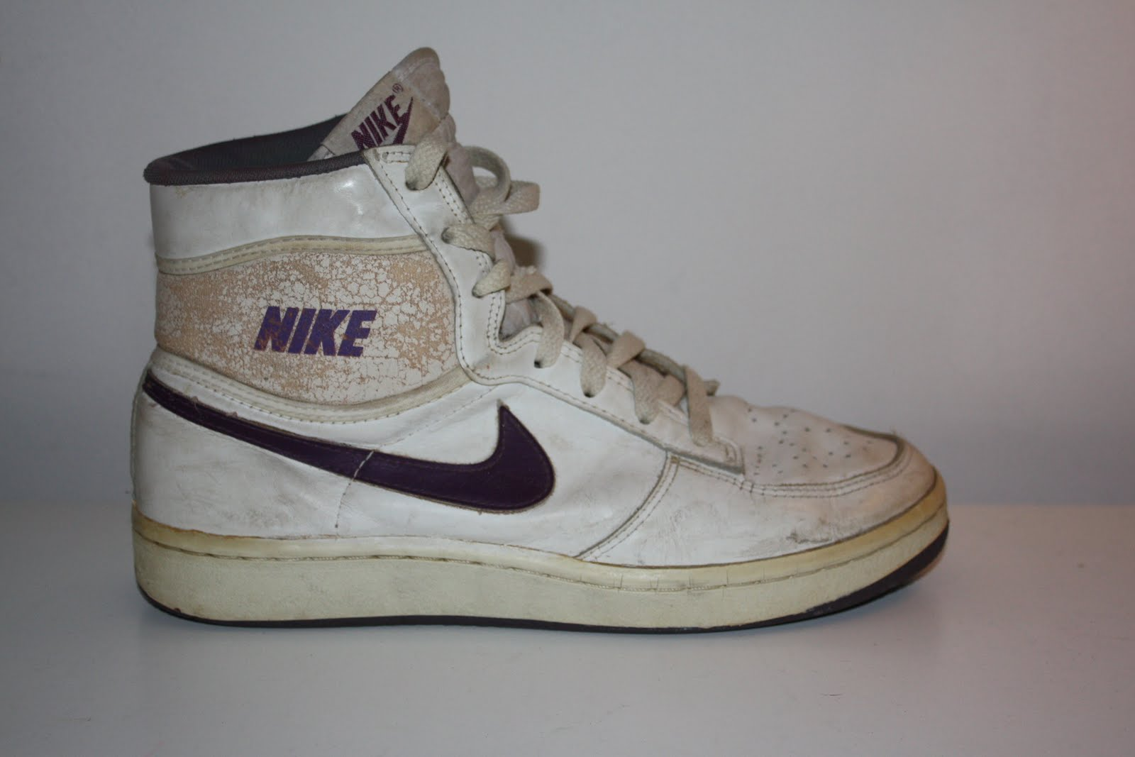 quality design 140ef 3c956 Nike Sky Force Hi (1984)