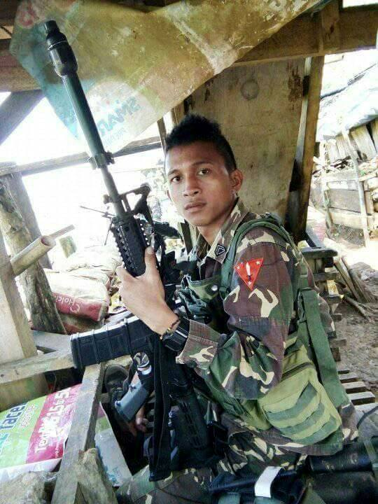 This selfless soldier sacrificed his own life to save many lives in Marawi City