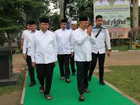 Pesan Wali Kota di Hari Idul Adha Bersama Ribuan Warga