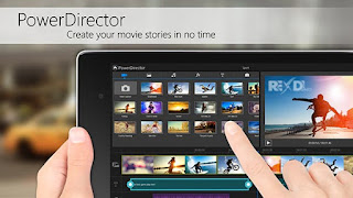 CyberLink PowerDirector Video Editor 4.0.1 APK Unlocked Version