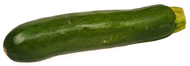 El zucchini o calabacín italiano es el ideal para ser rellenado