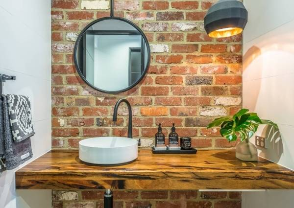 A Non Standard And Effective Bathroom In Loft Style Will Allow You To Get Even More Pleasure From Water Procedures The Secret Of Popularity Of This Design