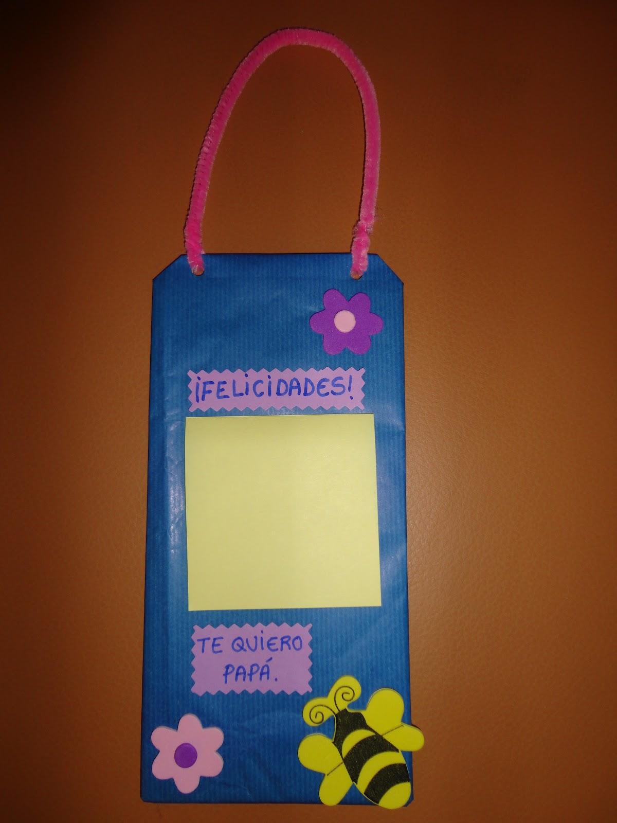 Rocio olivares el aula de pt manualidades e ideas para for Manualidades e ideas