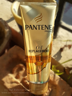 Review: Pantene Pro-V Oil Replacement Hair Cream