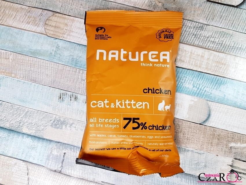 Naturea - bezzbożowa karma dla psów i kotów