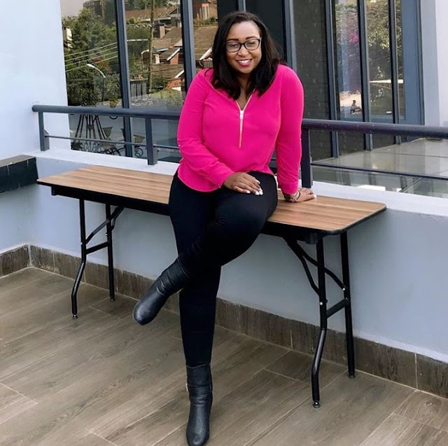 Seems Unlikely But Betty Kyalo Has Moved On From Dennis Okari