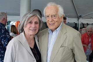 Sonya and Milton Shapiro