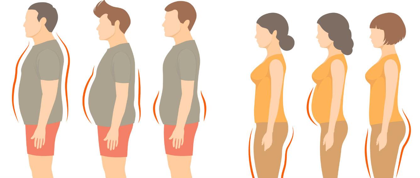 como perder peso y grasa corporal