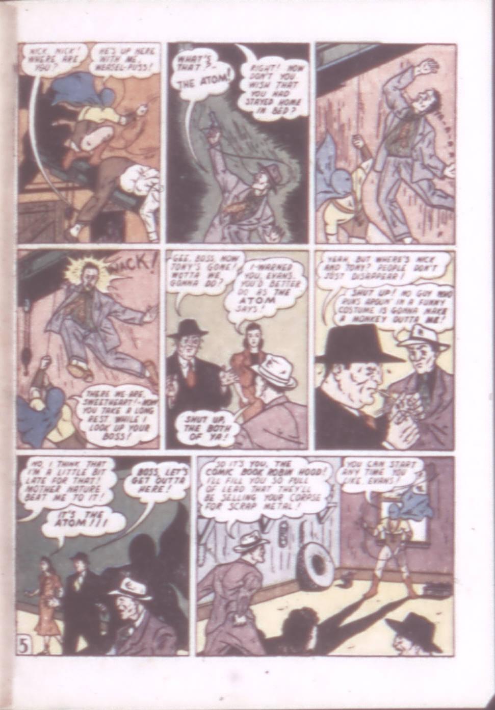 Read online All-American Comics (1939) comic -  Issue #25 - 17