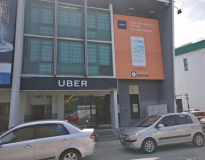 Office Uber Penang