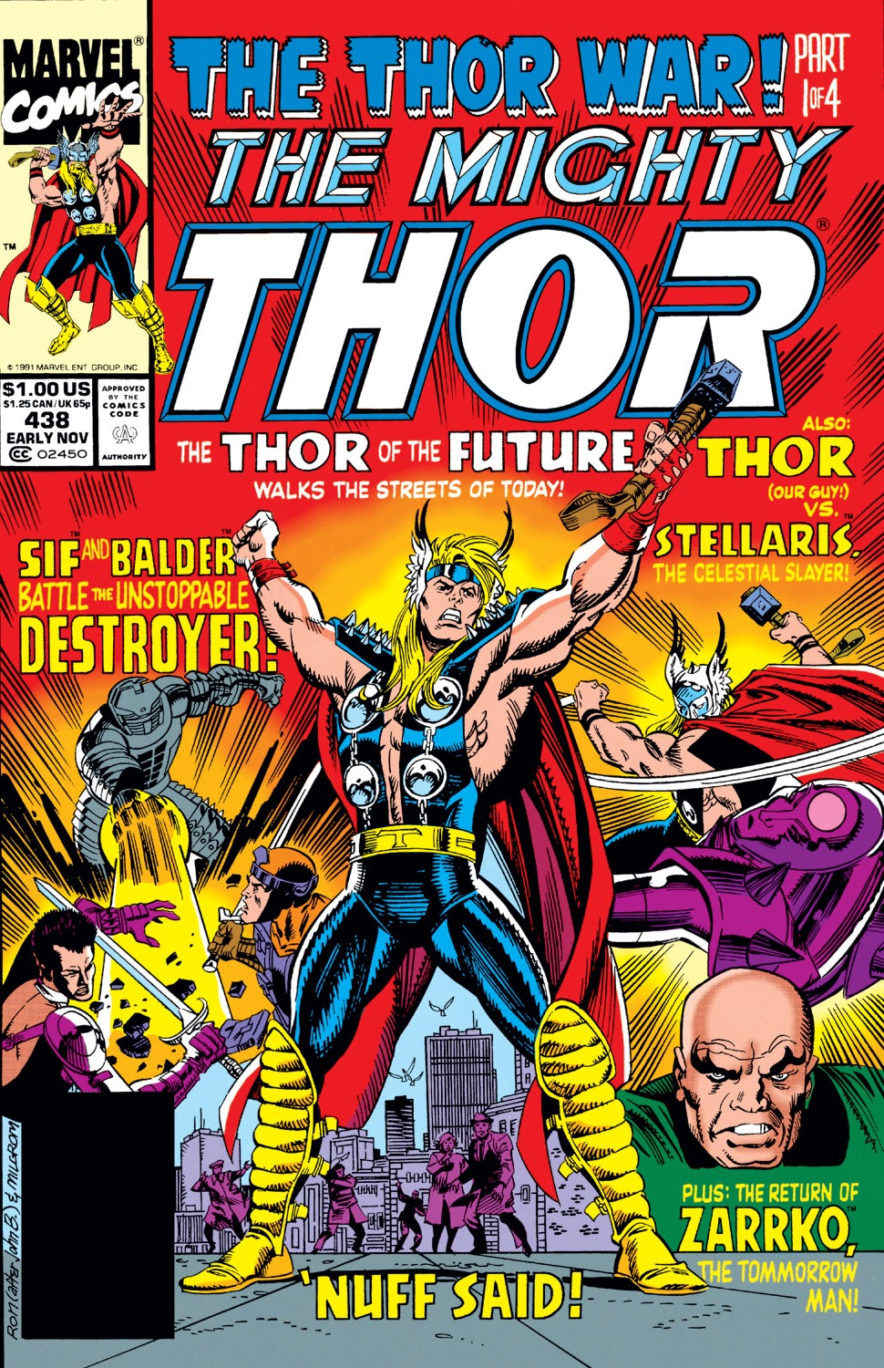 Thor (1966) 438 Page 1