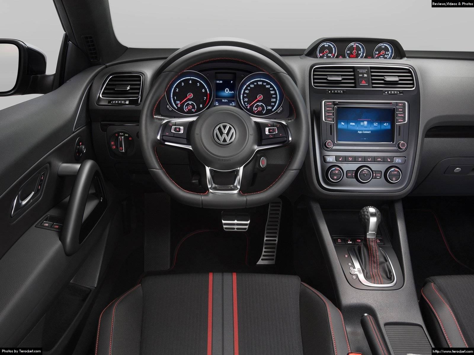 Hình ảnh xe ô tô Volkswagen Scirocco GTS 2016 & nội ngoại thất