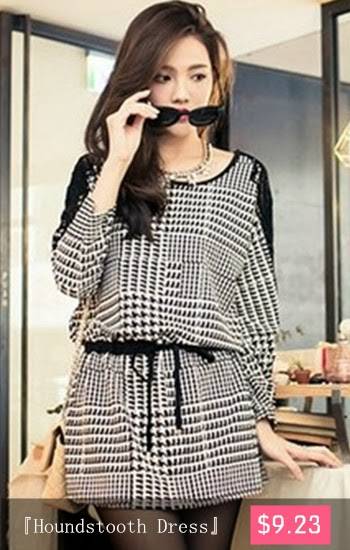 http://www.wholesale7.net/new-arrival-drawstring-lace-spliced-round-collar-houndstooth-dress_p123798.html