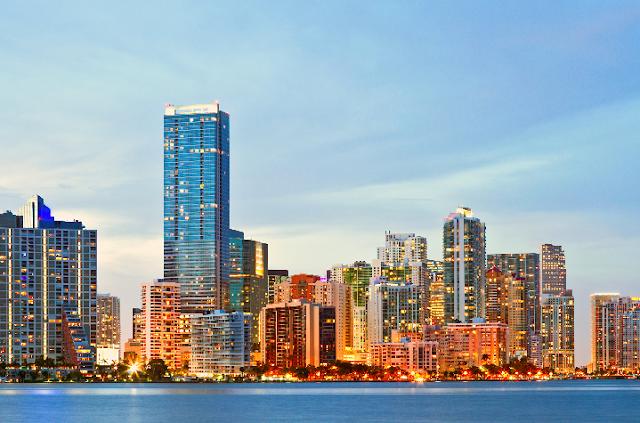 Ir para Miami em Agosto, Setembro, Outubro e Novembro