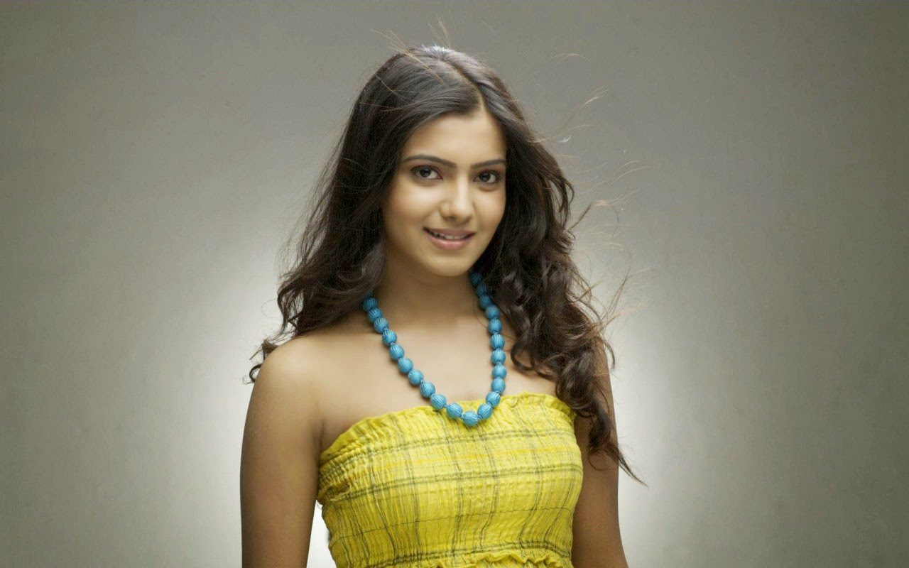Actress Wallpapers Download Free: Lovable Images: Samantha Hd Stills Free Download